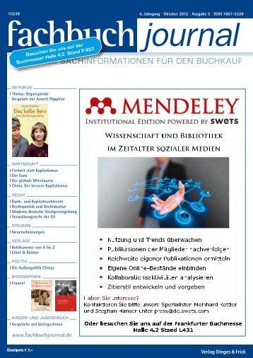 PDF (9.9 MB) - Fachbuch-Journal