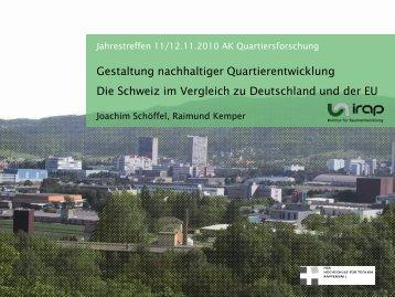 Joachim Schöffel, Raimund Kemper