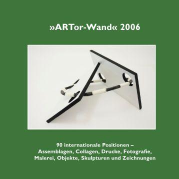 ARTor-Wand 2006 - ART-isotope