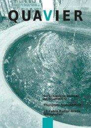 QUAVIER Nr 23 - Wasser.pdf - quavier.ch