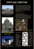 Our stone-built heritage. Common building stone types in Northern ... - Page 4