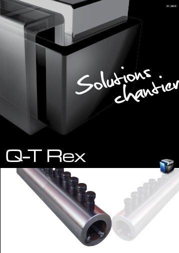 Q-T Rex - qube-concretec.eu