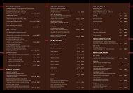 szybko i dobrze desery lodowe słodkie specjały ... - Qubus Hotel