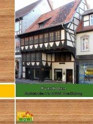 Kunsthoken (Marktstraße 2) - Quedlinburg