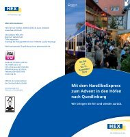 Flyer_Advent neu.indd - Quedlinburg