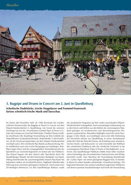 amtsblatt - Quedlinburg