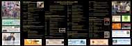 9. Gildefest Quedlinburg 2009 Bühnenprogramme