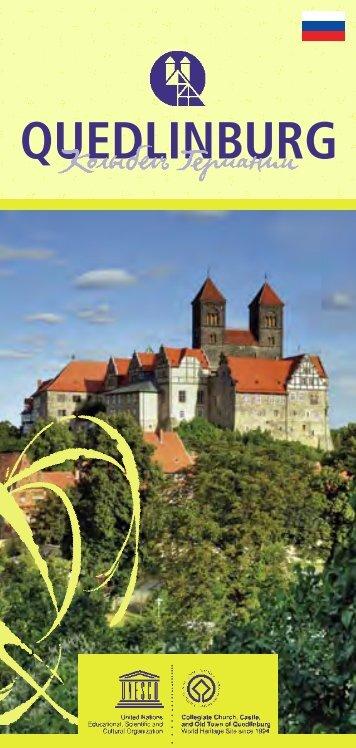 QTM Image light -DRUCK - Quedlinburg