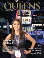 A Week in the Spotlight - Queens University of Charlotte
