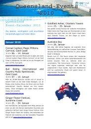 Events in QLD 2010_de - Queensland-australia.eu