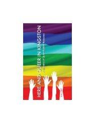 Here and Queer in Kingston - Queen's University