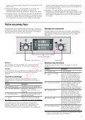 Four encastrable HBA73A5.0F - Quel four - Page 5