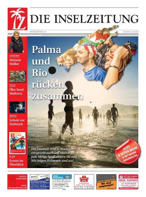 Palma und Rio rücken zusammen