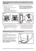 Quel lave-linge - Page 7