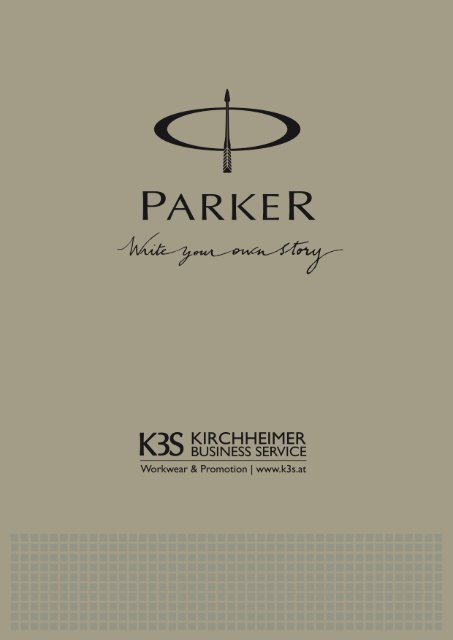 K3S Parker Writing Instruments 2014.pdf