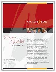 Style Guide - Questar III