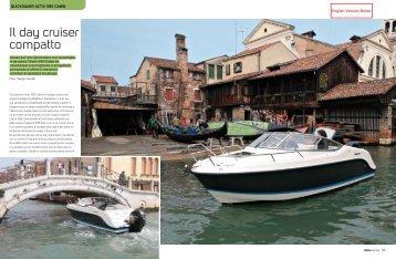 Il day cruiser compatto - Quicksilver Boats