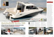 Boat test – Activ 705 Cruiser – Motor Boat Monthly - Quicksilver Boats