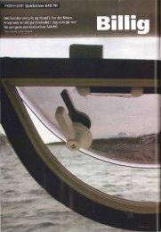 Boat test 640 Pilothouse - Magazine: BÃ¥tliv - Quicksilver Boats