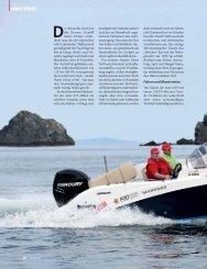 Test Activ 675 Sundeck - Quicksilver Boats
