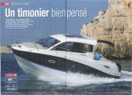 Essai bateau Activ 705 Cruiser - Magazine ... - Quicksilver Boats