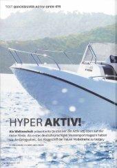 Test Activ 675 Open - Magazin: Bootshandel - Quicksilver Boats