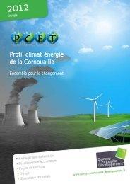 Profil climat énergie de la Cornouaille : ensemble pour le changement