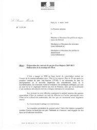 Circulaire du premier ministre du 6 mars 2006 CPER - Quimper ...