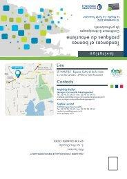 Tendances et bonnes pratiques du e-tourisme - Quimper ...