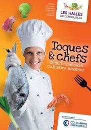 Toques & Chefs - (CCI) de Quimper Cornouaille