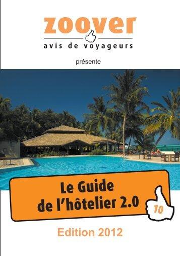 guide ZOOVER - (CCI) de Quimper Cornouaille