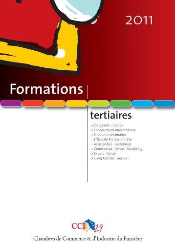 Télécharger le catalogue 2011 - (CCI) de Quimper Cornouaille