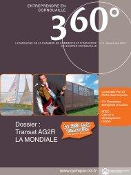 N° 4 - Janvier-Juin 2012 - (CCI) de Quimper Cornouaille