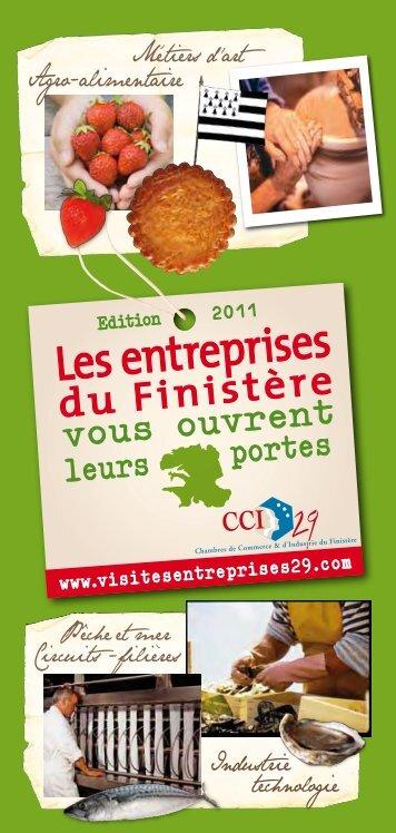 Les entreprises - (CCI) de Quimper Cornouaille