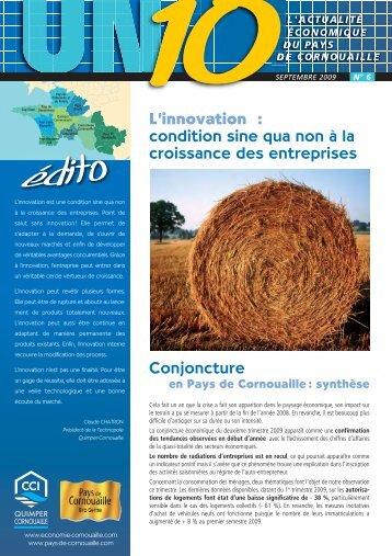 N° 6 - (CCI) de Quimper Cornouaille