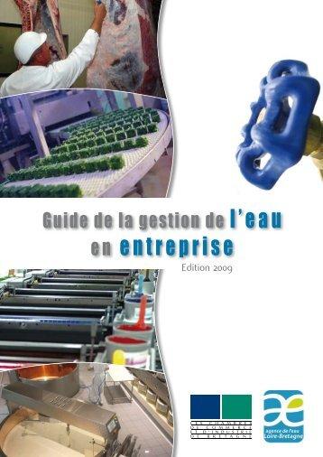 en entreprise - Agence de l'eau Loire-Bretagne