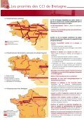 Des infrastructures pour connecter la Bretagne au ... - CCI Bretagne - Page 5