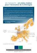 Des infrastructures pour connecter la Bretagne au ... - CCI Bretagne - Page 6