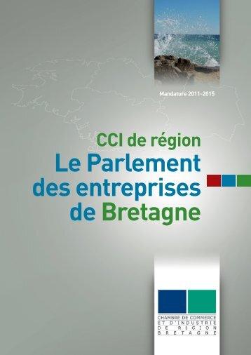 Le Parlement des entreprises de Bretagne - (CCI) de Quimper ...