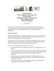 Outreach Notice - Quinault Indian Nation TERO