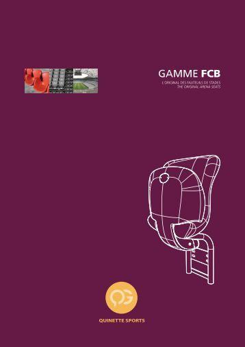 Gamme FCB - Stades
