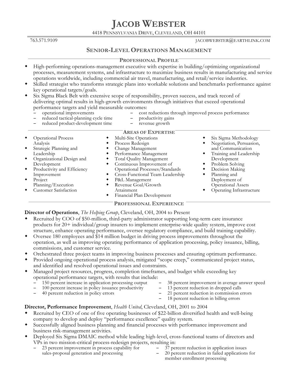 100 [ 100 Job Resume Summary The ]
