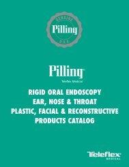 rigid oral endoscopy ear, nose & throat plastic, facial ...