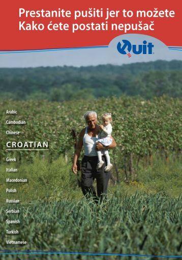 CROATIAN - Quit Victoria