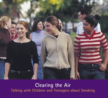 clear air - Quit Victoria