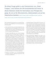 UN Global Compact (PDF) - Phase 4 GmbH