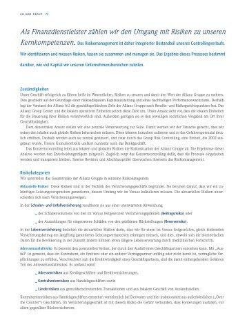 Risikobericht (PDF) - Phase 4 GmbH