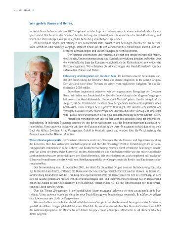 Bericht des Aufsichtsrats (PDF) - Phase 4 GmbH