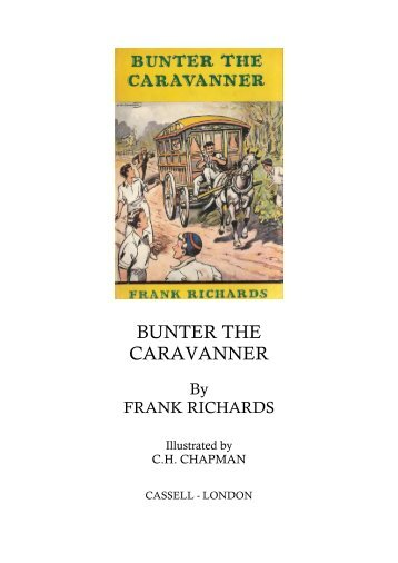 Bunter the Caravanner - Friardale