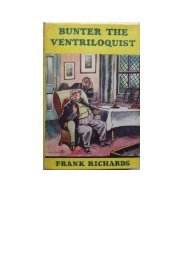 Bunter the Ventriloquist - Friardale